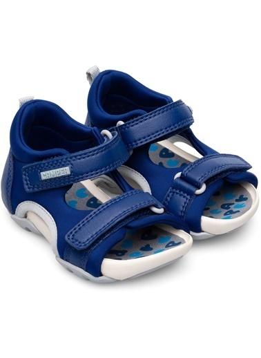 Camper Ous FW Sandalet Lacivert